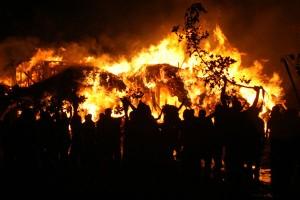 Kasubi fires