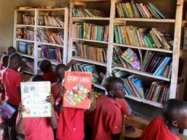Books in Uganda
