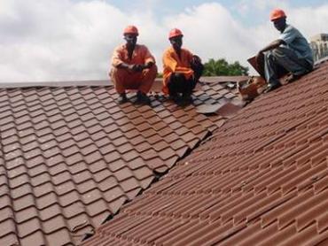 Uganda Roofing Materials
