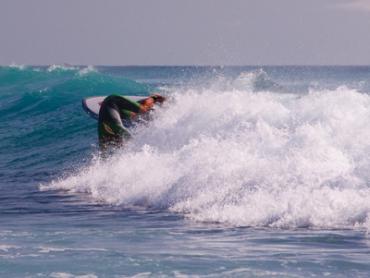 Cape Verde Diving tours, Surfing Cape Verde