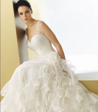 Tips To Follow Before Selecting A Wedding Gown