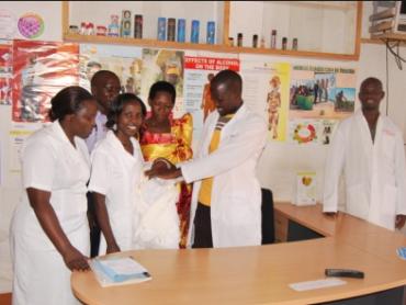 Health in Uganda