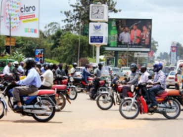 Kampala Transport, Taxi, Bodaboda, Special Hire and Buses