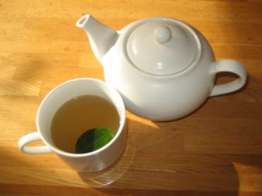 Tea in Kampala