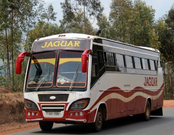 uganda buses