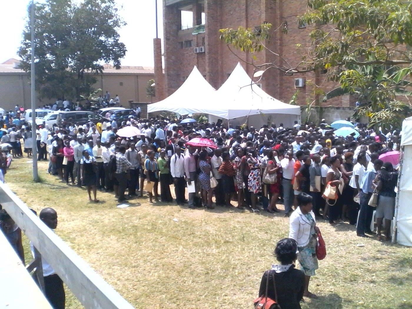 Need A Job in Kampala -