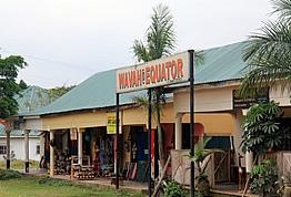 Souvenirs from Uganda equator