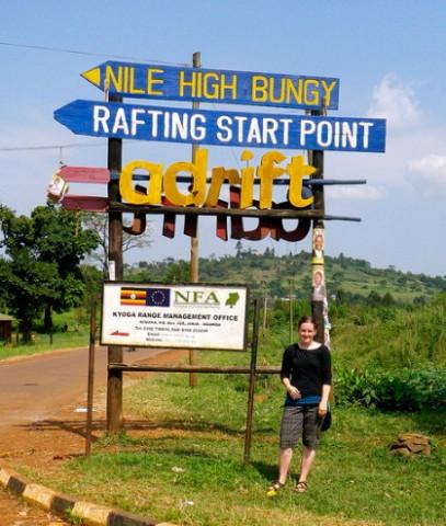 bungee jumping uganda