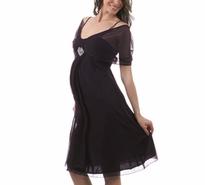 cocktail-short marternity dress