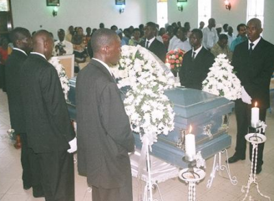 uganda funeral management and services